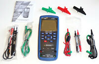 CEM DT-9935 LCR Meter Kelvin 4-wire Ohm Inductance Capacitance Q D Theta Tester