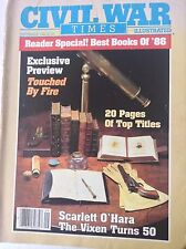 Civil War Times Magazine Scarlett O'Hara Turns 50 September 1986 083017nonrh