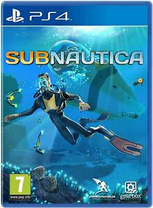 Subnautica PS4 V.Good Fast Postage