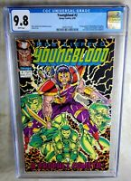 Youngblood #2 - Image Comics 1st Prophet 1992 CGC 9.8 NM/MT-  Comic H0153