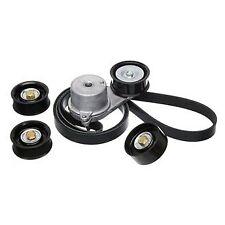 Tensioner Pully Serpentine V-Belt Dayco Drive Belt Idler Pulley for 2011-2013 Infiniti G37 3.7L V6 Grooved
