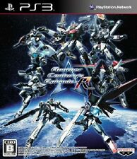 PS3 A.C.E. Another Century's Episode R/ used /Japanese Ver./NTSC-J