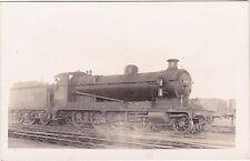 Railway Postcard LMS 9646 Engine by T.I.C.