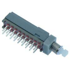 Mini bouton poussoir Verrouillage PCB Switch 6PDT 30 V