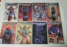 Mystique Full Comic Run 1-24