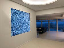 "Art Painting Huge canvas Australia not Aboriginal billabong Landscape dream 47"""