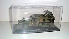 Vehicle Military - M16 Mgmc 3RD Armored Division Aachen Germany 1944 (14x5cm)