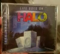 HALO -LIFE GOES ON (CD, 2020) Never-before-released 1982 Xian AOR like Van Halen