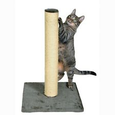 Parla Scratching Post Gray for cats to play explore scratch or just relax