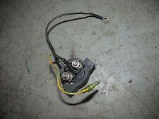 2000 Suzuki outboard DT 150hp 2-stroke starter relay 31800-94401