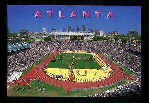 Olympics postcard Centennial Olympic Games Atlanta 1996 GA Centennial stadium