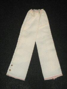Vintage Mod Francie Doll #3448 With-It Whites Bell Bottom Slacks Only 1971   SDS