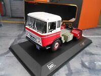DAF 2600 rot weiss red white 1970 LKW Truck Zugmaschine NEU NEW IXO 1:43