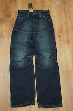 G-Star Raw Elwood 96 Herren Jeans Hose 100% Baumwolle(Fut) Größe 26/32 Blau 0011