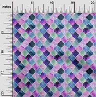 oneOone Popelin de algodon tejido con textura de la tela de Marruecos-oqe