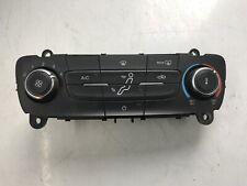 2015 Ford Focus MK3 Heater Controls Control Panel F1ET-19980-EH  F1ET19980EH