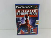 Playstation PS2 the ultimate spider-man VGC