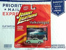 JOHNNY LIGHTNING 64 1964 VW VOLKSWAGEN KARMANN GHIA HOLIDAY CHRISTMAS TREE CAR