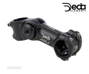 Deda Elementi ADJ Adjustable Angle 31.8 Alloy Bicycle Stem +30° 40° : 90/110 mm