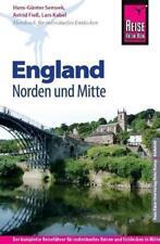 Reise Know-How England – Norden und Mitte von Astrid Fiess, Lars Kabel und Hans-Günther Semsek (2014, Taschenbuch)