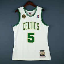 100% Authentic Kevin Garnett Mitchell Ness 08 09 Celtics Jersey Size 40 M Mens