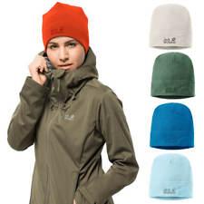 Jack Wolfskin Unisex Real Stuff Lightweight Breathable Wicking Beanie Hat