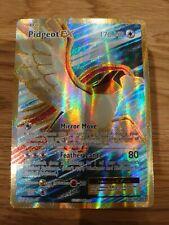 POKEMON EVOLUTIONS PIDGEOT EX FULL ART NEAR MINT 104/108
