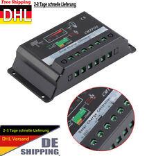 30A 12V 24V PWM Solar Laderegler Solarregler Solarpanel Controller Regulator DDF