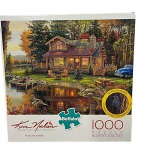 Kim Norlien Puzzle Peace Like a River 1000 Piece