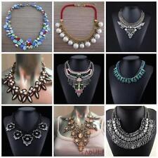 Markenlose Modeschmuck-Halsketten & -Anhänger aus Acryl