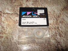 Vintage RC Mugen Seiki Nitro Manifold Gasket Gaskets (2) Clear Athlete C0904