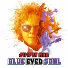 SIMPLY RED 'BLUE EYED SOUL' VINYL LP (2019)