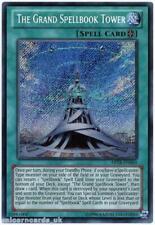 ABYR-EN060 The Grand Spellbook Tower Secret Rare UNL Edition Mint YuGiOh Card