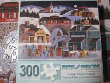 Bits & Pieces Large Piece Jigsaw Puzzle Marge's Fish House 300 pc Complete