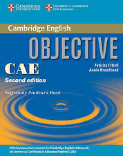 Broadhead, Annie : Objective CAE Self-study Students Book