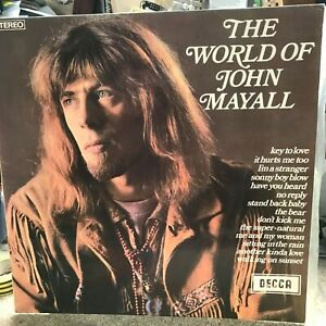 THE WORLD OF JOHN MAYALL         L.P.   1970
