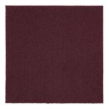 Carpet Floor Tiles Self Adhesive Peel N Stick Flooring Tile Planks Rug Mat 12 sq