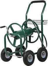 Hose Reel Garden Cart Portable Heavy Duty Yard Water Planting Outdoor Storage