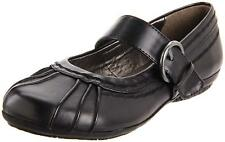 School Shoes  Black Leather Kenneth Cole MaryJanes Youth Girls Size 3 M