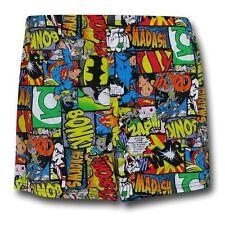 Justice League Boxers Superman Batman Green Lantern Joker DC  Underwear Brief XL