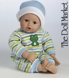 """Adora 13"""" PlayTime Baby Little Prince #20936 with Open/Close Eyes New in Box"""