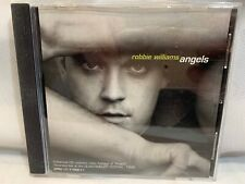 Robbie Williams Angels CD (PROMO Single)