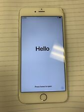 Apple iPhone 6 Plus - 16GB - Silver ATT Unlocked- Used