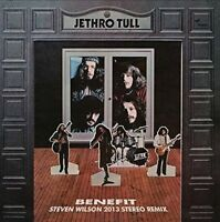 JETHRO TULL - BENEFIT (STEVEN WILSON MIX)  CD NEW+