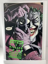 BATMAN•The Killing Joke• 1988 1st Print• DC Comics• No CGC