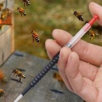 2Pcs Beekeepers Grafting Retractable Beekeeping Tool for Rearing larvae needl_SE