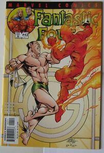 2001 Fantastic Four vol 3 #42 Excellent Condition (MARVEL)