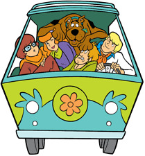 scooby doo VINYL WALL STICKER WALL DECALS