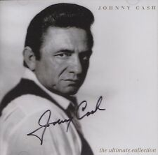 [NEW] CD: JOHNNY CASH: THE ULTIMATE COLLECTION
