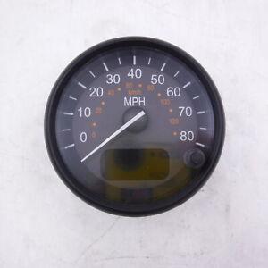 Paccar Q43-6034-101001B Peterbilt Mph Speedometer Gauge with Display